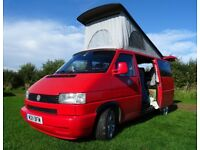 VW T4 Transporter Caravelle Campervan Conversion Diesel 1.9