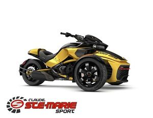2017 Can-Am Spyder F3-S SM6 Daytona 500