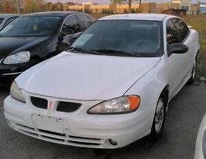 2004 Pontiac Grand Am  Windsor Region Ontario image 2