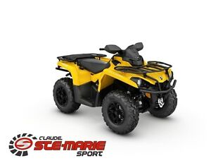 2017 can-am Outlander 570 XT -
