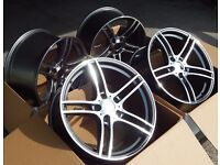 """BMW 313 Style Alloy wheels 19"""" NEW (fit E90, E92 Coupe ect)"""