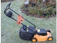 LandXcape Lawn Mower - 32cm cut - not heavily used
