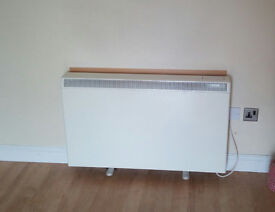Large storage heater