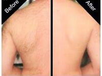 Visiting Male Waxing
