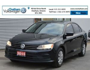 2015 Volkswagen Jetta Trendline Back up camera Cruise Control Au