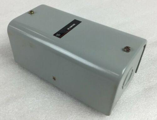 General Electric CR120-X75A Relay-Enclosure Type 1