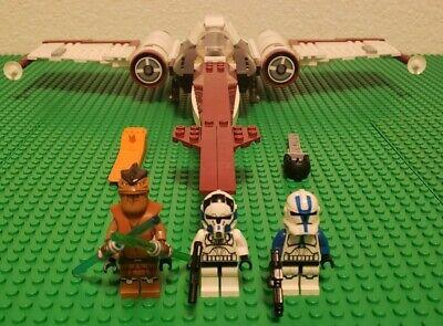 Lego Star Wars 75004 Z-95 Headhunter With Instructions with Brickarms, no box.