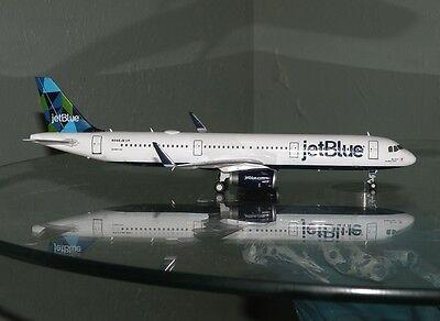 1 200 Gemini Jets Jetblue Airways Airbus A321 Diecast Model Plane   N948jb