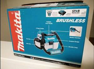 Makita Vacuum Dry/Wet Brand new