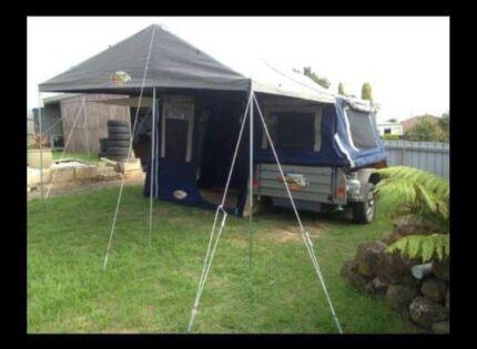 Camper trailer O'maras