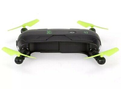 DHD D5 Wifi FPV 480P Camera Foldable Selfie Drone RC Quadcopter 3D Flips US T3C7