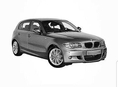 3-t/ürig ClimAir Sonnenschutz-Set f/ür 1er-BMW E81 07 komplett