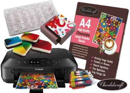 Chocolate Transfer Distributor Business Opportunity