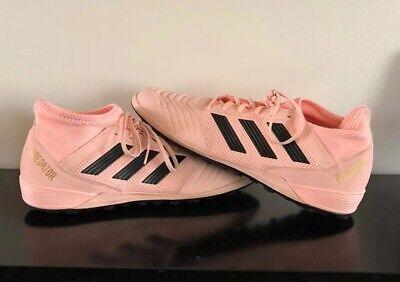 Adidas Mens Predator Tango 18.3 TF Soccer Turf Grass futbol shoes DB2132 Sz 12