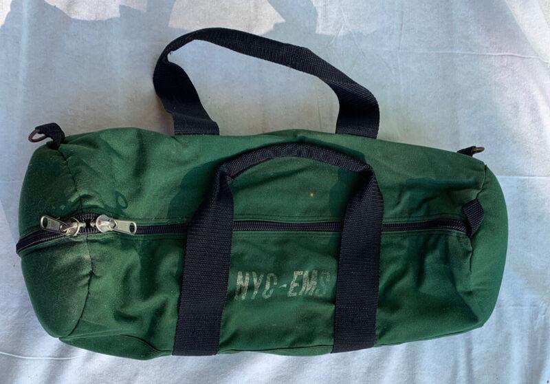 NYC EMS Circa 1980s-90s Genuine Iron Duck Oxygen Bag