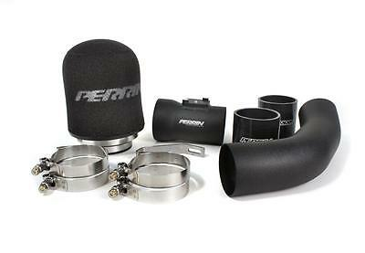 Perrin 08 09 10 11 Subaru WRX  STi ALL Cold Air Intake BLACK CAI