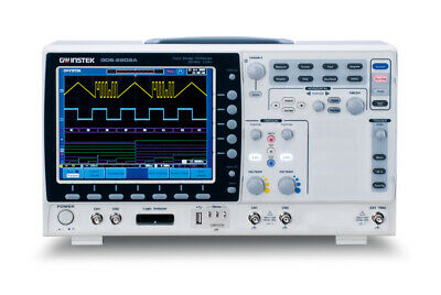 Gw Instek Gds-2202a - 200mhz 2gss 2 Ch. With Rs-232