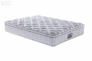 【Brand New】King/Queen Euro Top Pocket Spring Mattress Springvale Greater Dandenong Preview