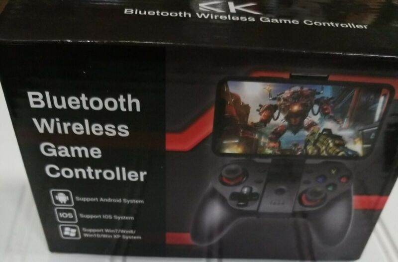 CHENGDAO Mobile Smartphone Gaming Controller Wireless Compatible Android,Tablet