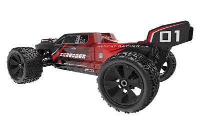 Redcat Racing Shredder 1/6 Scale Brushless Electric RC Monster Truck (Shredder Rc)