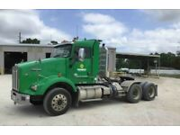 2014 Kenworth T800 6x4 T/A Day Cab Truck Tractor