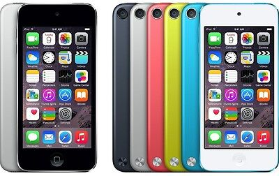 Apple iPod Touch 5th Generation (NEW) iTouch APPLE 16, 32,64 GB - Various COLORS