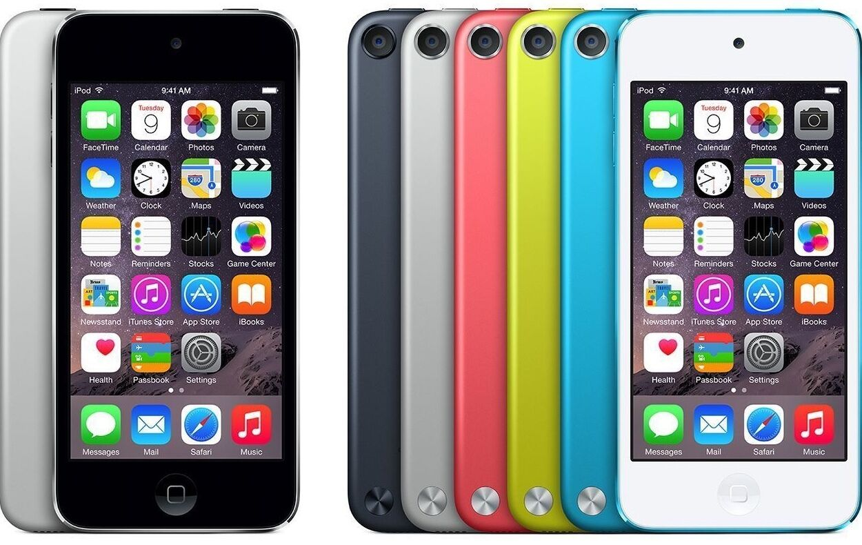 Ipod Touch - Apple iPod Touch 5th Generation (Brand NEW) iTouch 16, 32,64 GB - Various COLORS