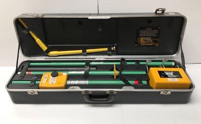 Metrohm Llt 11 Kv High Voltage Live Line Tester Full Set 2 Free Shipping
