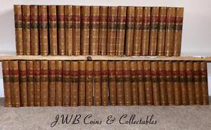 1830-1834 Complete Collection Of All 48 Sir Walter Scott Waverley Novels