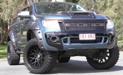 2013 Ford Ranger Ute TURBO DIESEL 3.2 REGO AND RWC