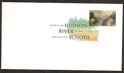Us 4917 Hudson River School Thomas Moran Dcp Fdc 2014