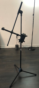 Arkon tablet mount and  on stage mic stand