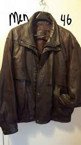 Leather jackets Cambridge Kitchener Area image 1