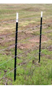 WANTED!! Steel t-bar fence posts