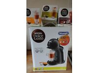 Coffee Machine Dolce Gusto in the box with pods