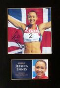 Jessica Ennis Signed
