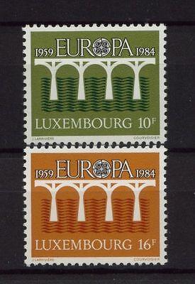 Luxembourg 1984 Europa CEPT MNH Set