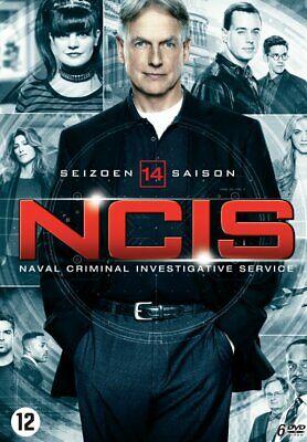 DVD -  NCIS -  SEIZOEN  /  SAISON  /  SEASON  14   (NIEUW / NEW / SEALED)