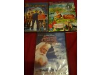 3 brand new dvds 5 films