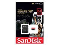 I have SANDISK Extreme 64gb MicroSD bulk.Wholesale