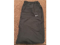 Men's Black Nike 2xl Tracksuit bottoms Wrong size Collection only