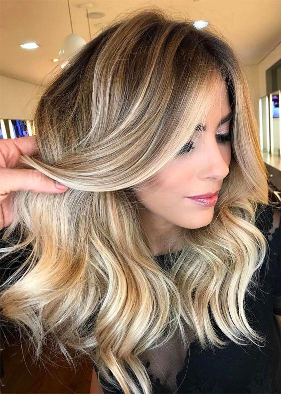 FREE BALAYAGE TUESDAY ( 20.3.18 ) by senior level hair stylist free colour color
