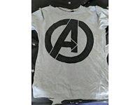 Avengers T-Shirt - Size Small