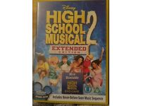 High school Musical 2 DVD extended edition