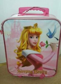 DISNEY PRINCESS SLEEPING BEAUTY SUITCASE