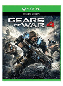 Gears Of War 4 Microsoft Xbox One  - $6.00