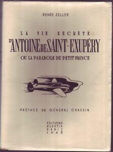 La vie secrète d'Antoine de Saint-Exupéry/parabole petit prince