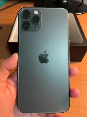 Apple iPhone 11 Pro  - Midnight Green - 64GB - Unlocked