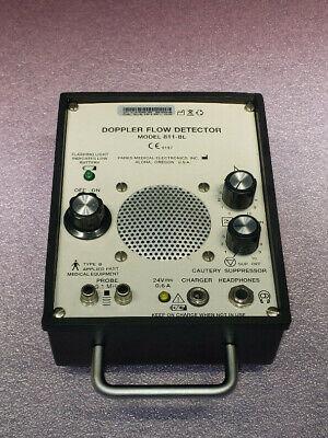 Parks Medical 811-bl Ultrasonic Doppler Flow Detector