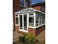 WANTED Upvc conservatory fitter
